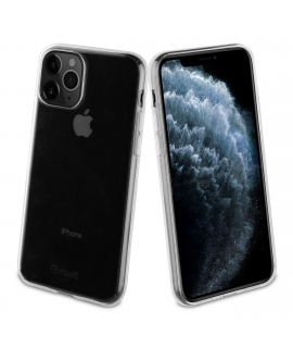 muvit for change funda Apple iPhone 11 recycletek transparente antibacteriana