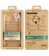 muvit for change funda Apple iPhone XR recycletek transparente antibacteriana