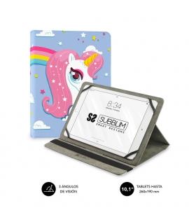 """Subblim Trendy Unicorn funda tablet universal 10.1"""""""