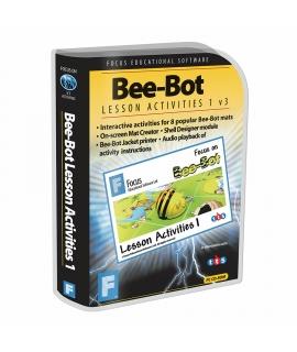 TTS Paquete software de actividades (internacional) para Bee-Bot