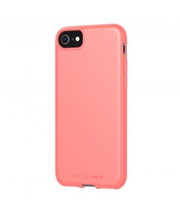 Tech21 carcasa Studio Color Apple iPhone SE/8/7/6 coral