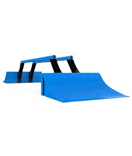 Sphero parque de obstáculos azul