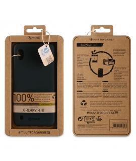 muvit for change funda Samsung Galaxy A10 recycletek negra