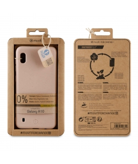 muvit for change carcasa Samsung Galaxy A10 bambootek old roses