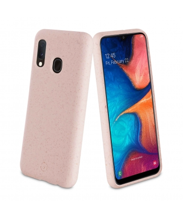 muvit for change carcasa Samsung Galaxy A20e bambootek old roses