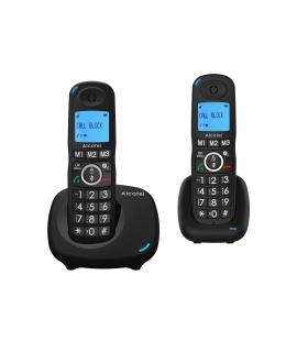 Alcatel teléfono XL535 duo negro