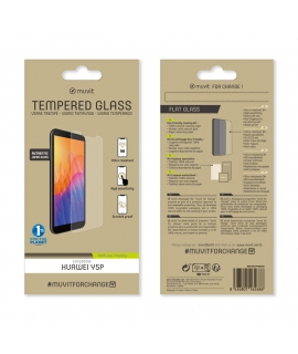 muvit for change protector pantalla Huawei Y5P vidrio templado plano