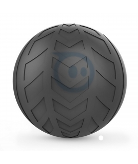 Sphero funda turbo cover carbón