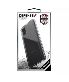Xdoria carcasa Defense Clear Samsung Galaxy A51 transparente