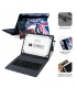 "Subblim Keytab Pro USB funda tablet con teclado 10,1"" bandera Inglaterra"