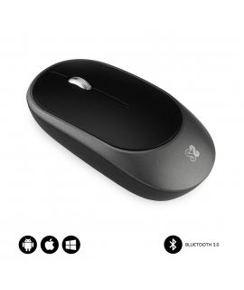 Subblim Smart ratón Bluetooth gris/negro