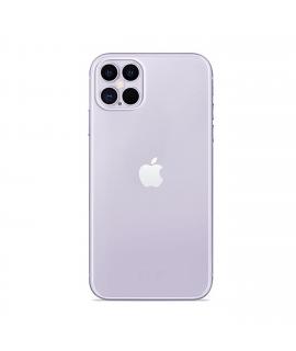 Puro funda Nude 0.3 Apple iPhone 12/12 Pro transparente