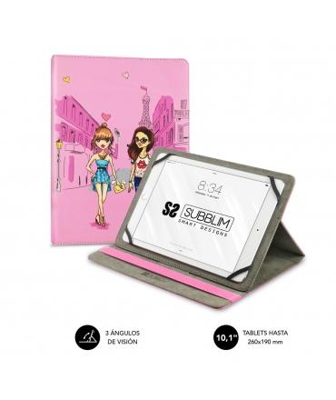 """Subblim Trendy Fashion Girls funda tablet 10.1"""""""