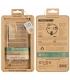 muvit for change funda Apple iPhone 12 Mini recycletek transparente antibacteriana