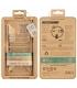 muvit for change funda Apple iPhone 12/12 Pro recycletek transparente antibacteriana