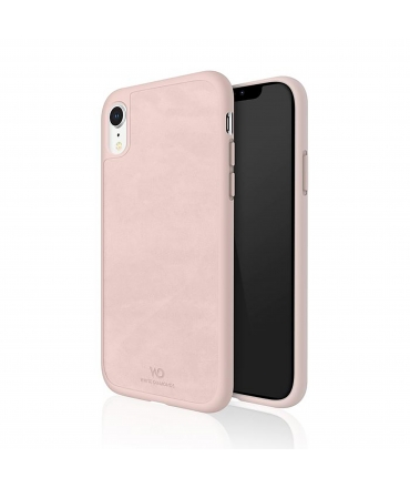 White Diamonds carcasa Apple iPhone XR Ulta Thin Iced oro rosa