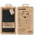 muvit for change funda Folio Apple iPhone 12/12 Pro negra