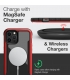 Raptic carcasa Shield Apple iPhone 12 Pro Max roja