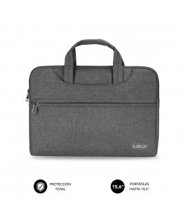"Subblim Business Sleeve bolsa portátil 15,6"" gris"