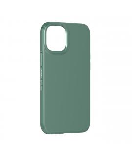 Tech21 carcasa Evo Slim Apple iPhone 12 Mini verde media noche