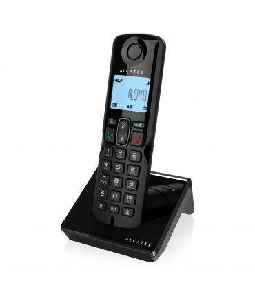 Alcatel teléfono S250 duo negro