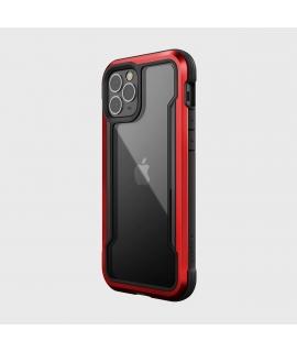 Raptic carcasa Shield Apple iPhone 12/12 Pro roja
