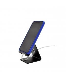 Myway soporte sobremesa para smartphones y tablets negro