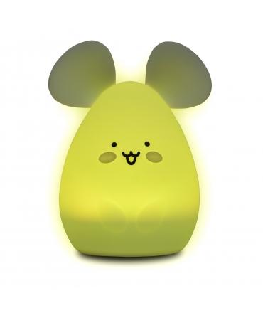 Lámpara infantil Mouse con Altavoz Bluetooth