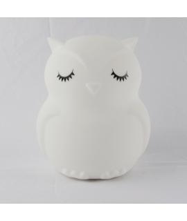 Lámpara infantil Owl con Altavoz Bluetooth