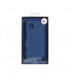 muvit Life funda liquid soft Oppo Reno 4Z 5G Dark Blue