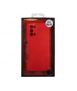 muvit Life funda liquid soft Oppo A54 5G Red