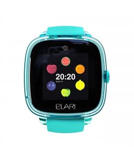 Elari Kidphone 4 Fresh reloj inteligente para niños con GPS/LBS/WIFI, cámara y resistente al agua verde