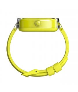 Elari Kidphone 4 Fresh reloj inteligente para niños con GPS/LBS/WIFI, cámara y resistente al agua amarillo