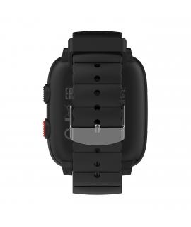 Elari Kidphone 4G Reloj inteligente para niños con GPS/LBS/WI, cámara y resistente al agua negro