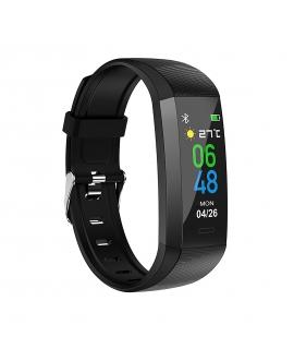 muvit iO pulsera de actividad y temperatura Health Temp Lite negra