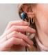 Fresh'N Rebel Flow Wireless auriculares in-ear petrol blue