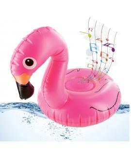 muvit life altavoz Wireless flotante flamenco rosa