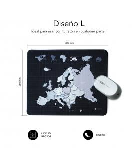 Subblim alfombrilla ratón ordenador Europe L