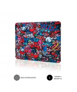 Subblim alfombrilla ratón ordenador Graffiti L