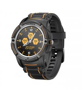 "Hammer Smart Watch 1.3""GPS TFT IP68 Black"