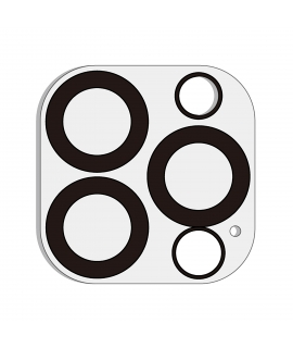 Tiger protector cámara Apple iPhone 13 Pro vidrio templado