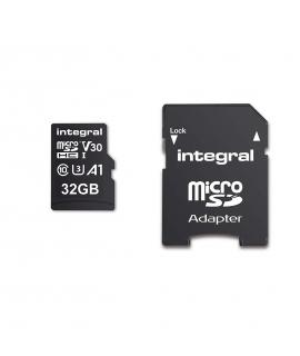Integral Memory tarjeta memoria microSD HC/XC 32Gb clase 10(V30)