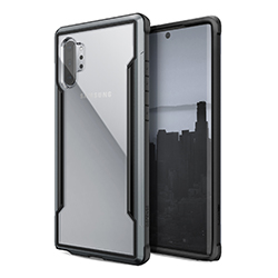 Xdoria carcasa Defense Shield Samsung Galaxy Note 10 Plus/Note 10 Plus 5g negra